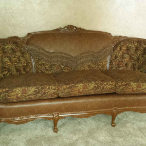 Sofa Upholstery Project