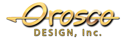 orosco design logo